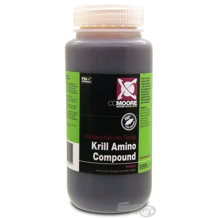 CCMoore Krill Amino Compound 500 ml - Tengeri aprórák amino keverék