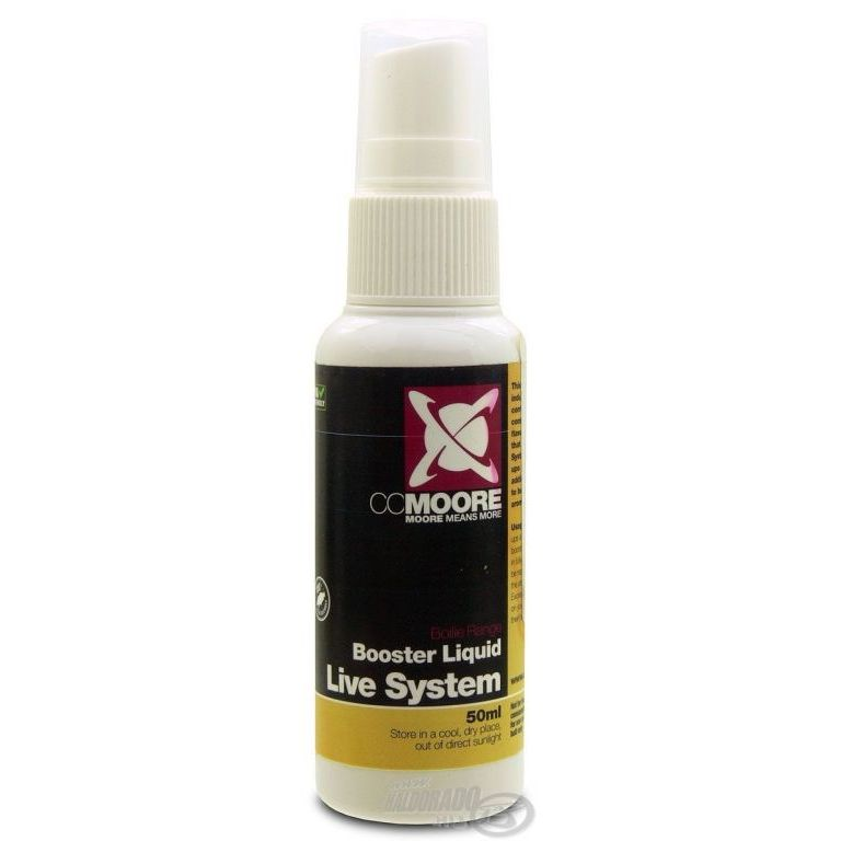 CCMoore Live System Booster Liquid 50 ml