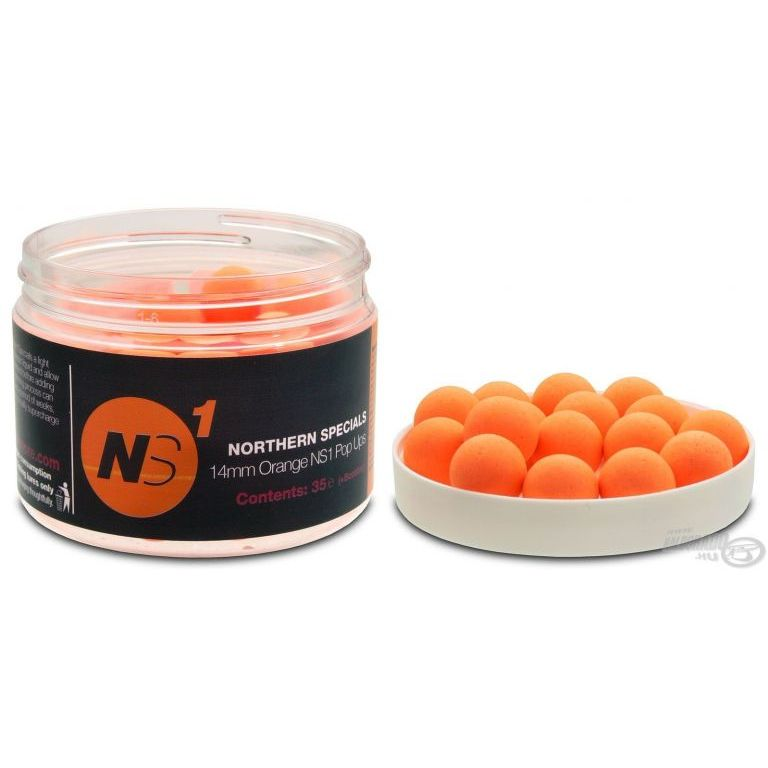 CCMoore NS1 Orange 14 mm - Citrusos Pop Up bojli