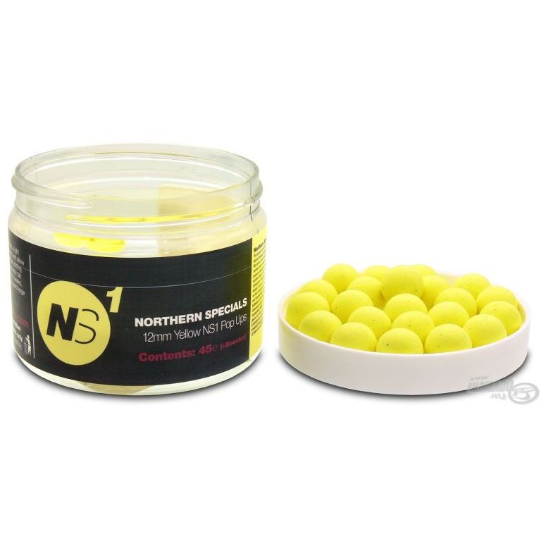 CCMoore NS1 Yellow 12 mm - Citrusos Pop Up bojli