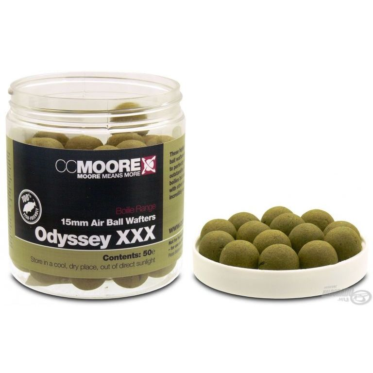 CCMoore Odyssey XXX Air Ball Wafters 15 mm