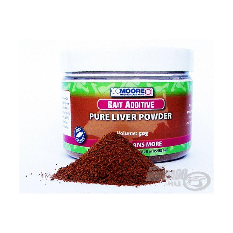 CCMoore Pure Liver Powder 50 g - Májpor