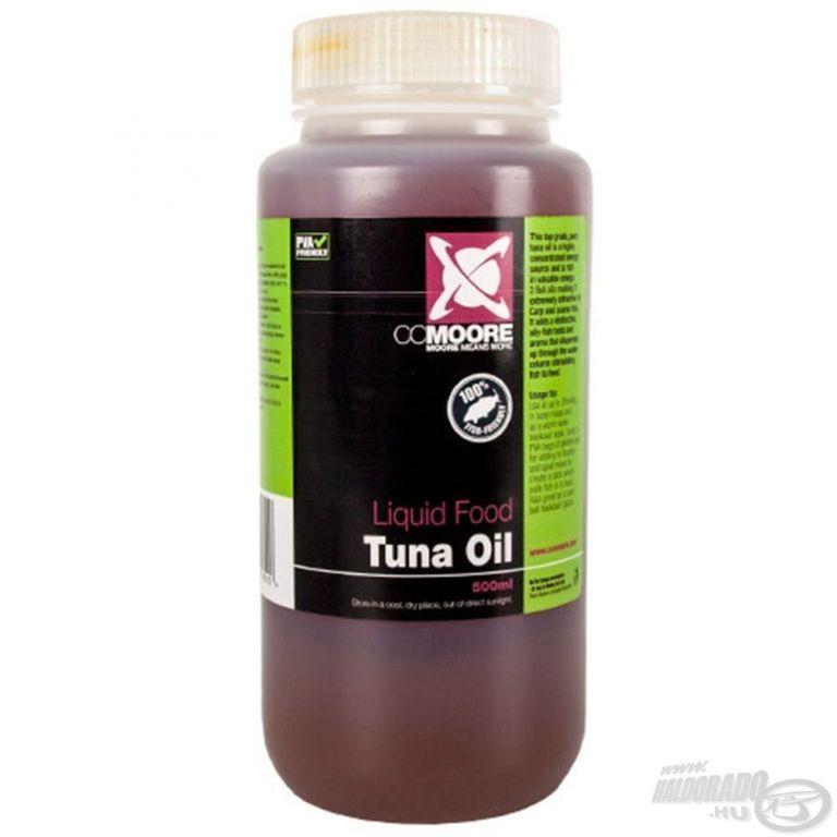 CCMoore Tuna Oil 500 ml - Tonhal olaj
