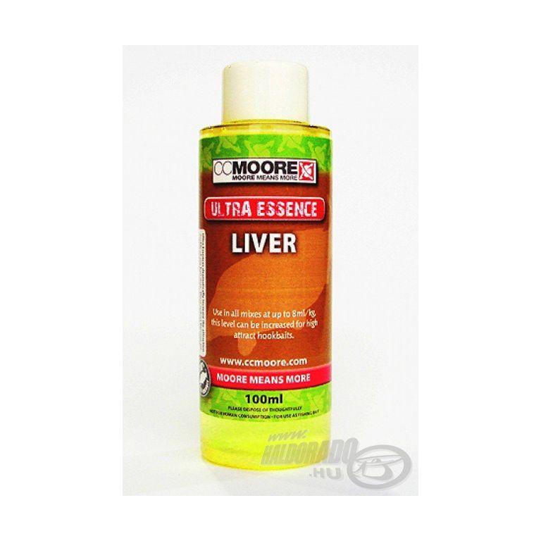 CCMoore Ultra Essence Liver 100 ml - Máj aroma