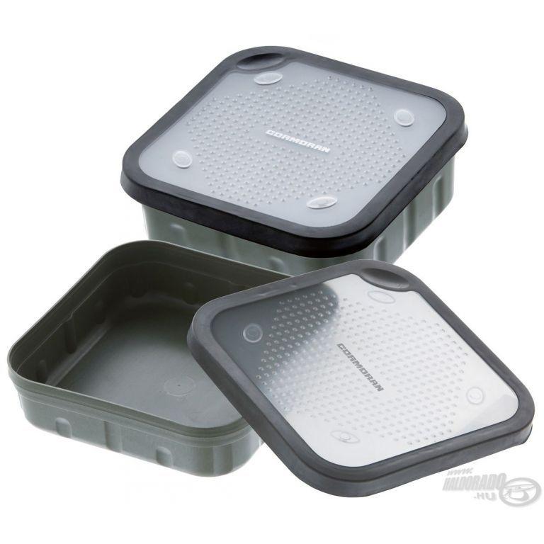 CORMORAN De Luxe műanyag csalis doboz szett 2 db-os