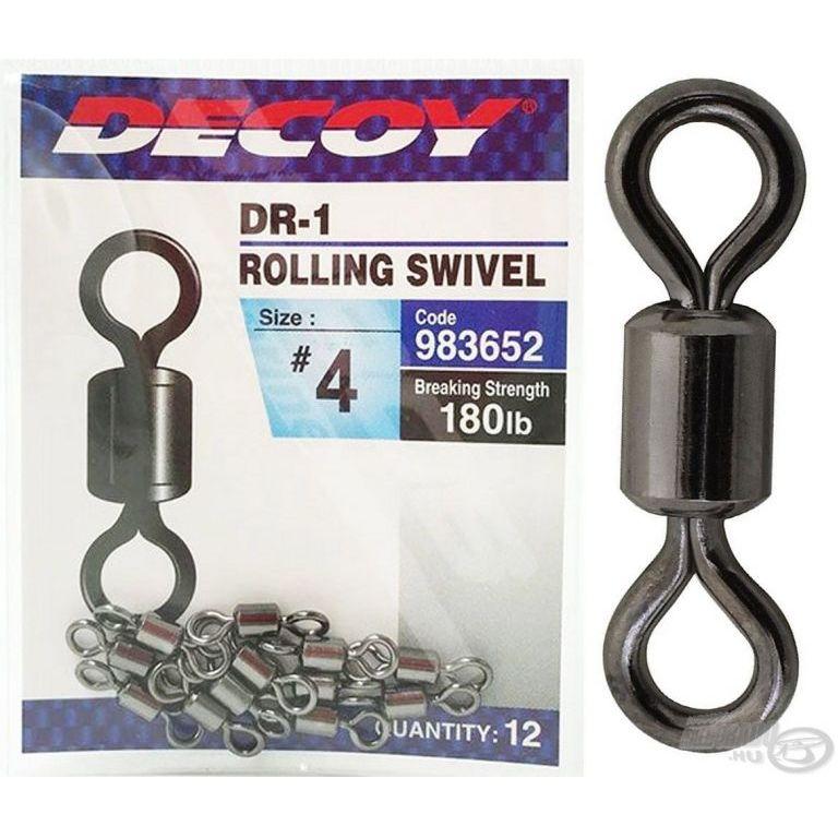 DECOY DR-1 Rolling Swivel 5