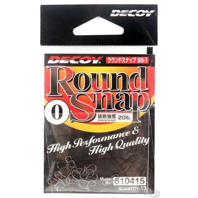 DECOY SN-1 Round Snap 000