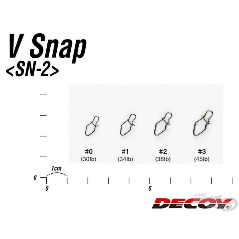 DECOY SN-2 V Snap 0