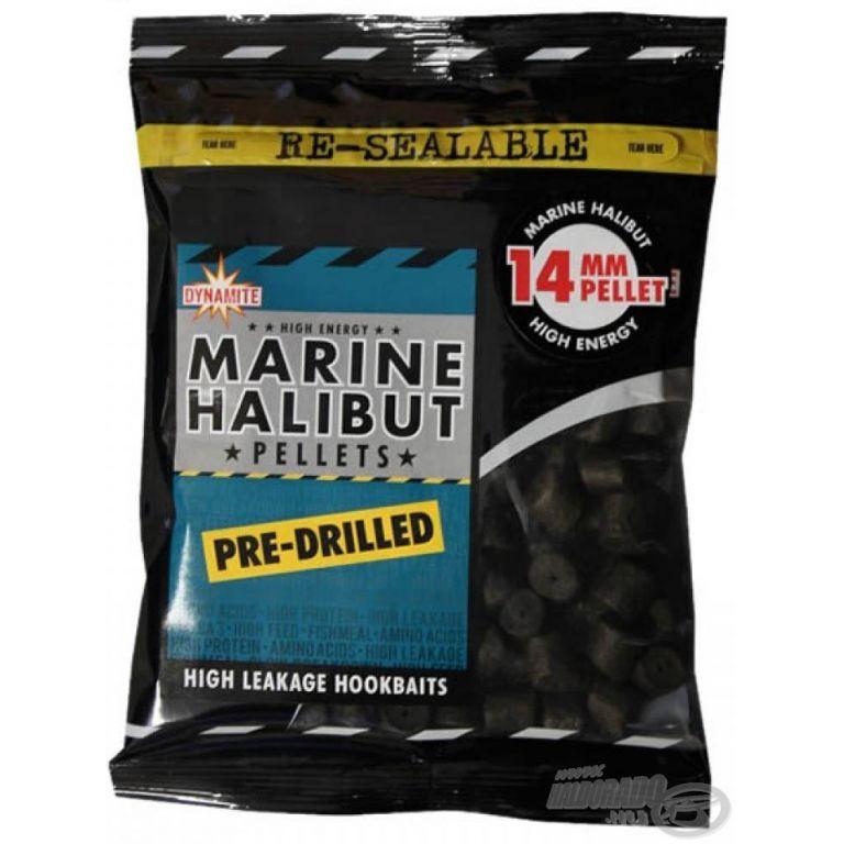 Dynamite Baits Marine Halibut Pellets 14 mm - 350 g