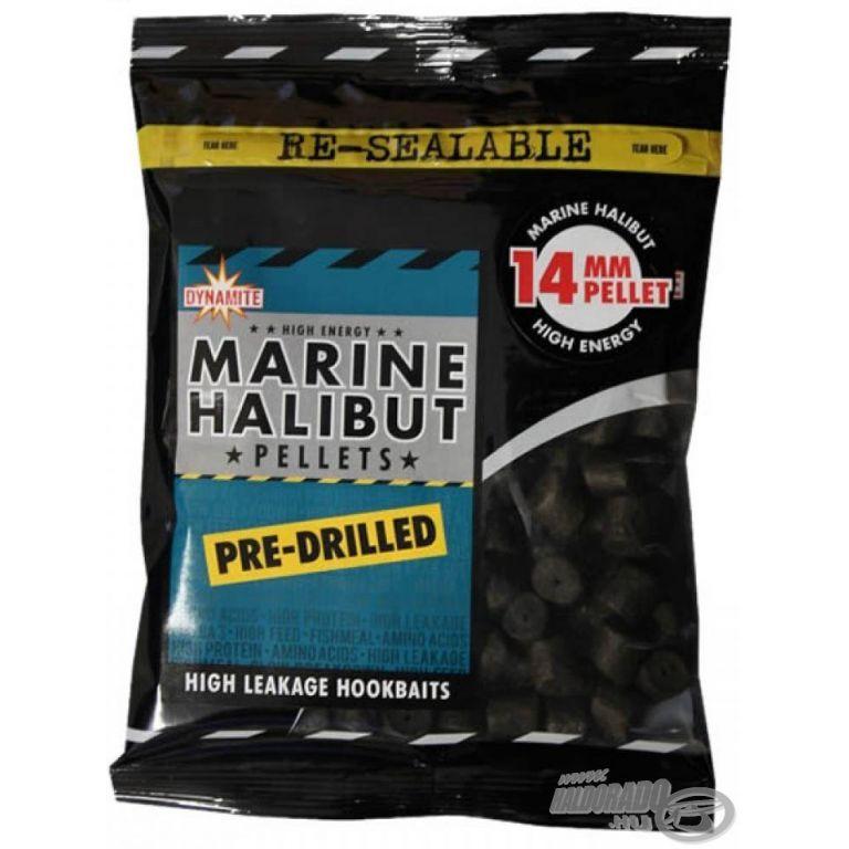 Dynamite Baits Marine Halibut Pellets 21 mm - 350 g