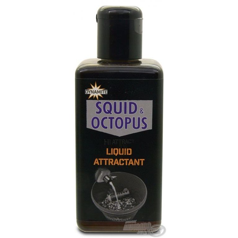 Dynamite Baits Squid & Octopus Liquid 250 ml