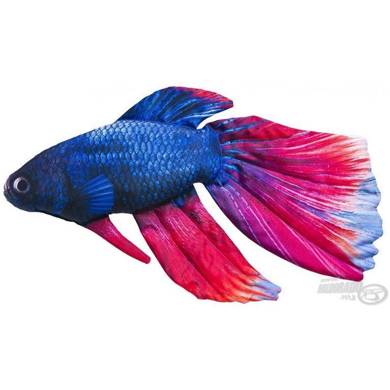 ENERGOTEAM Halas párna - sziámi harcos hal