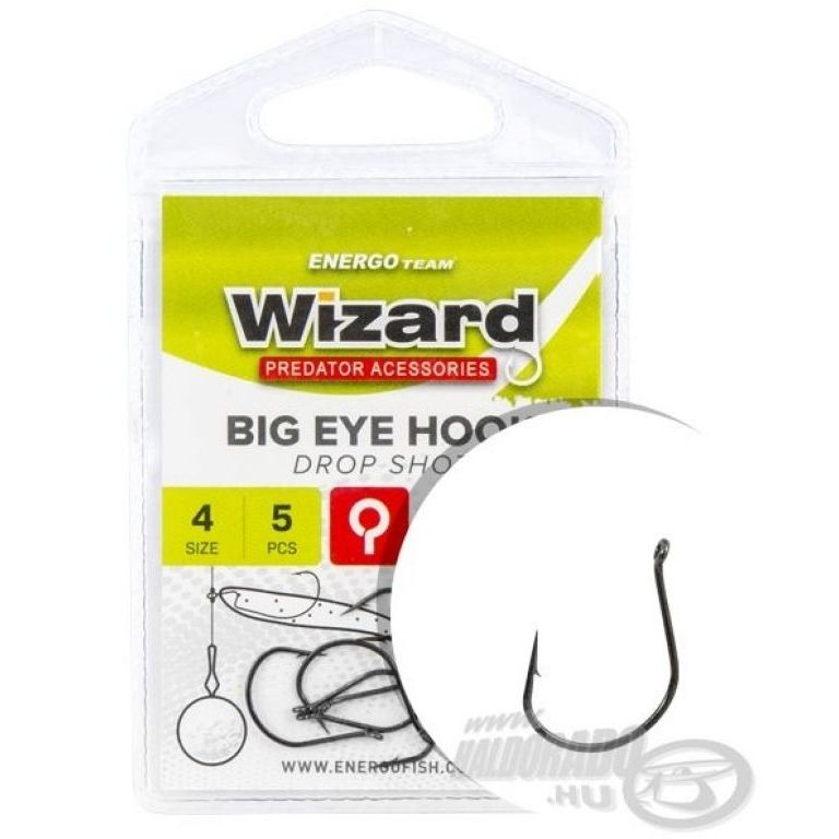 ENERGOTEAM Wizard Big Eye Drop Shot - 4