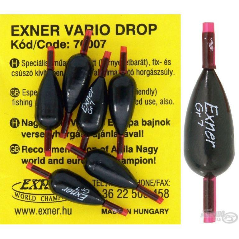 EXNER Vario Drop stopperólom - 7