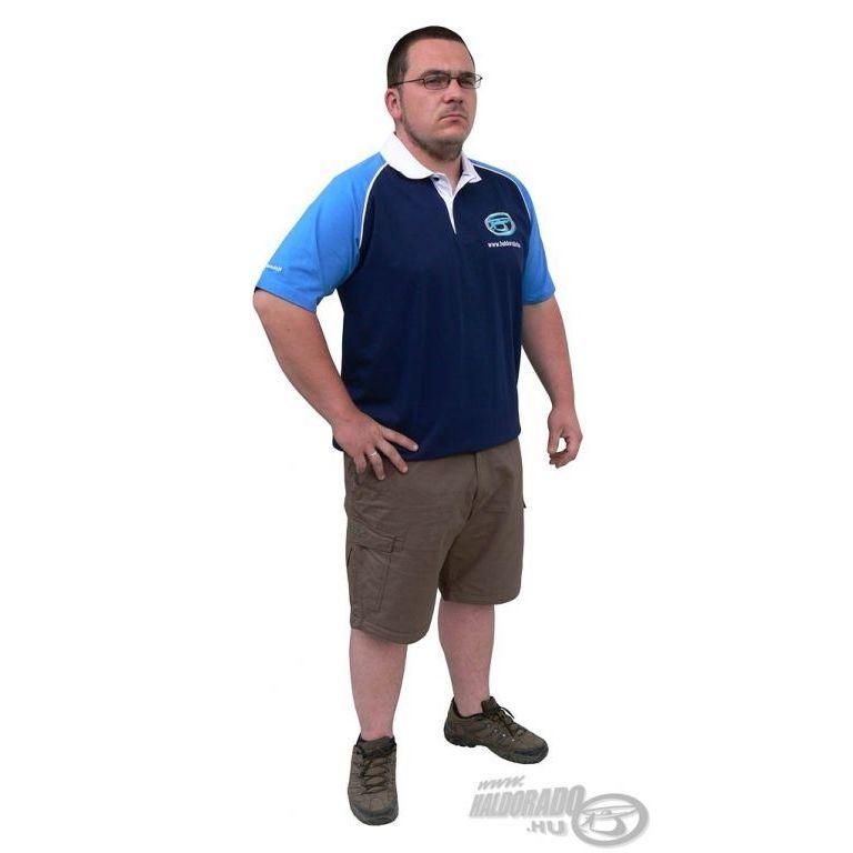 EXTREME OUTDOOR Jake lecipzározható horgásznadrág S