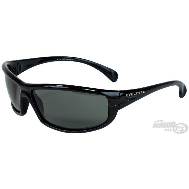 EYELEVEL Freshwater Black napszemüveg