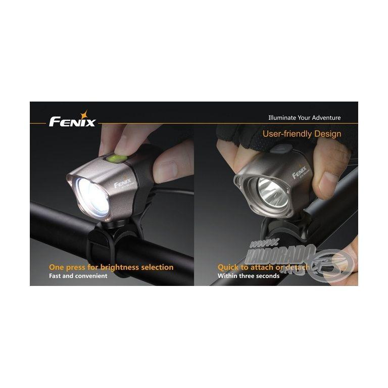 FENIX BT10 kerékpár lámpa