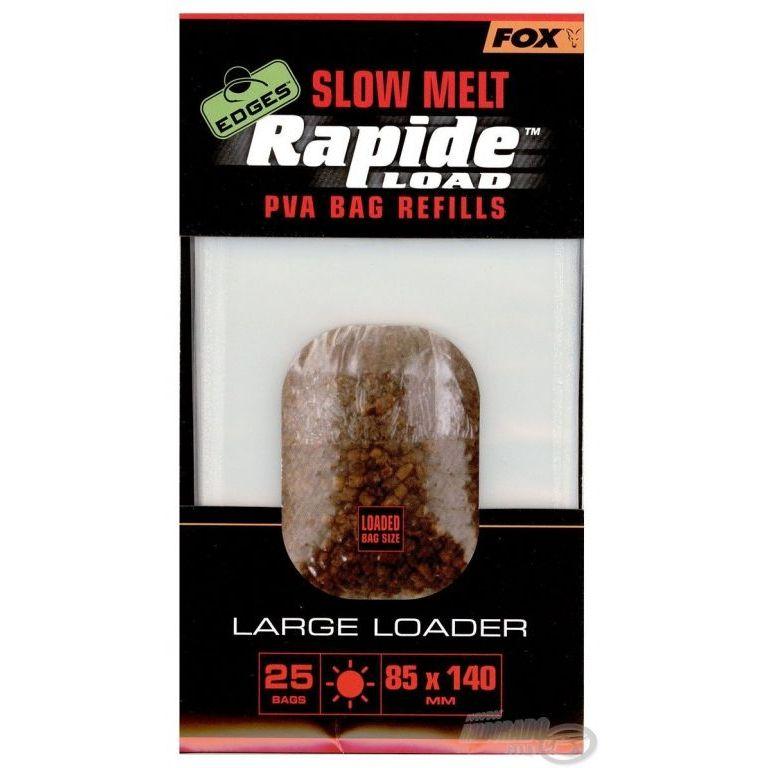 FOX Rapide PVA tasak lassú oldódású 85x140 mm