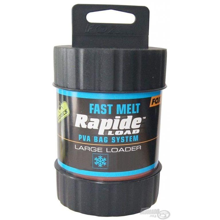 FOX Rapide PVA töltő készlet gyors oldódású 60x130 mm