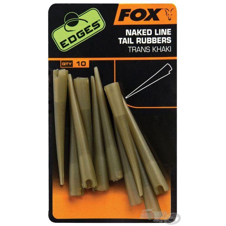 FOX Végszerelék alkatrész csomag - Biztosító hüvely ólomkapocshoz XL
