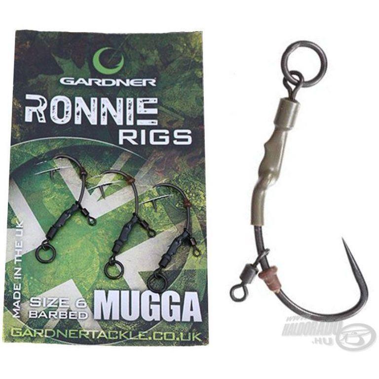 GARDNER Ronnie Rig Mugga Barbed - 4