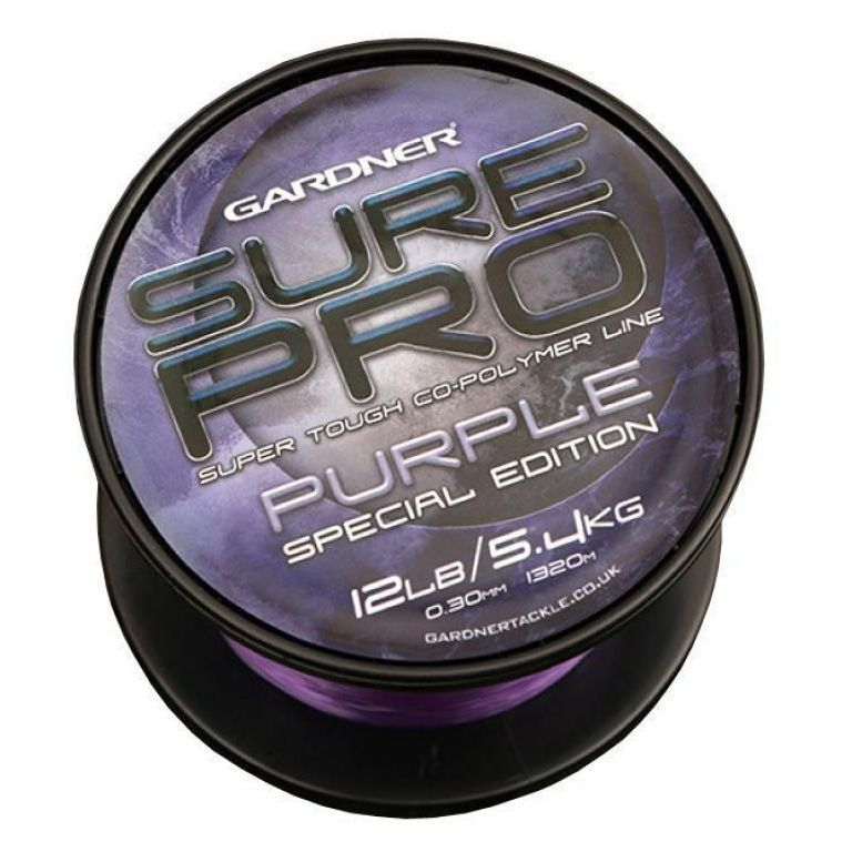 GARDNER Sure Pro Purple 1030 m - 0,35 mm