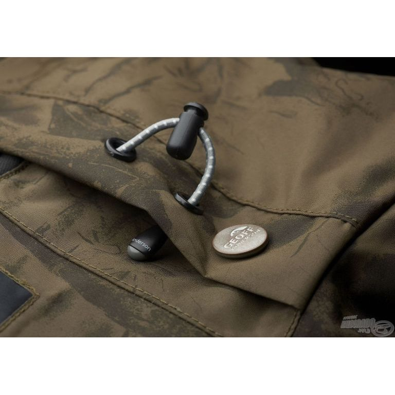 Geoff Anderson Dozer6 vízálló dzseki Leaf L