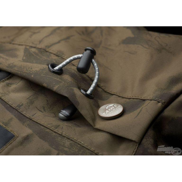 Geoff Anderson Dozer6 vízálló dzseki Leaf M
