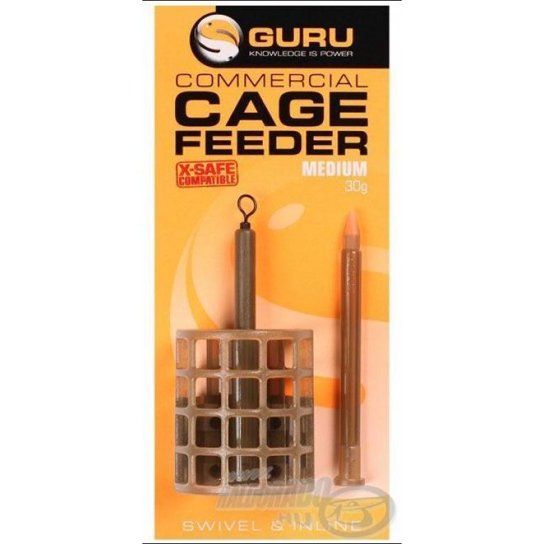 GURU Commercial Cage Feeder Large 30 g