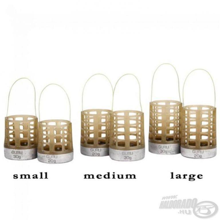 GURU X-Change Distance Feeder Cage Small 40+50 g