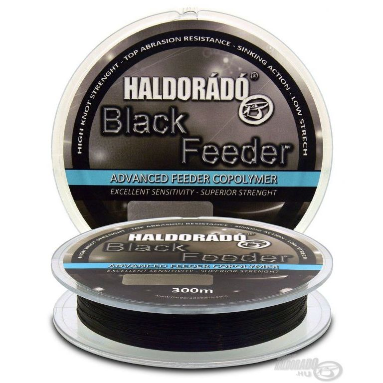 HALDORÁDÓ Black Feeder 0,22 mm