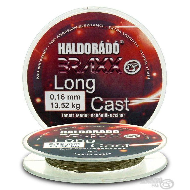 HALDORÁDÓ Braxx Long Cast 0,20 mm
