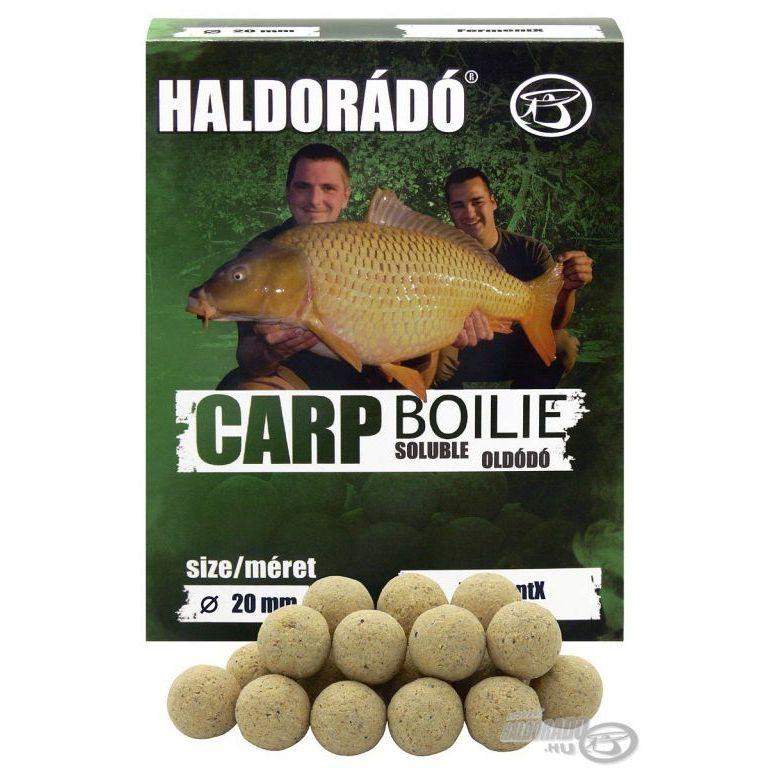 HALDORÁDÓ Carp Boilie oldódó - FermentX 20 mm