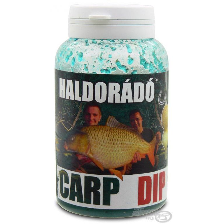 HALDORÁDÓ Carp Dip - Kék Fúzió