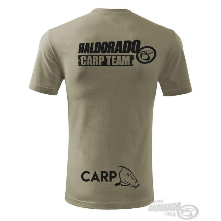 HALDORÁDÓ Carp Team Classic környakas póló XXXL