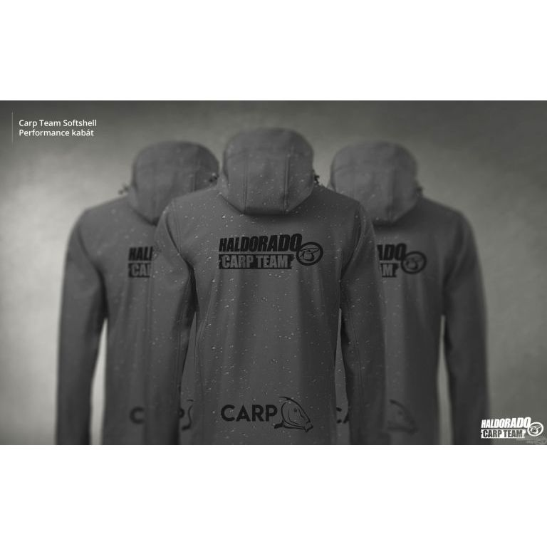 HALDORÁDÓ Carp Team Softshell Performance kabát M