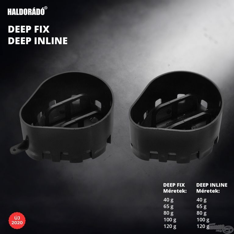 HALDORÁDÓ Deep Fix 40 g
