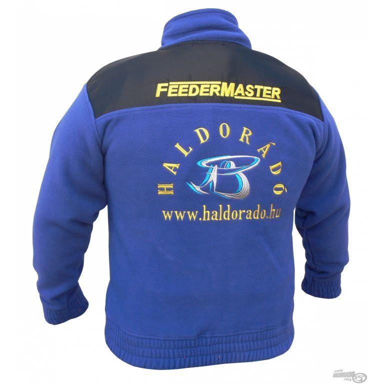 HALDORÁDÓ Feeder Master Polár kabát XL