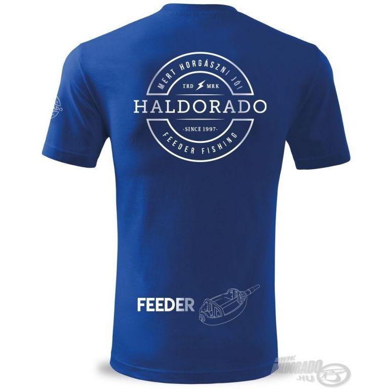 HALDORÁDÓ Feeder Team Classic környakas póló S