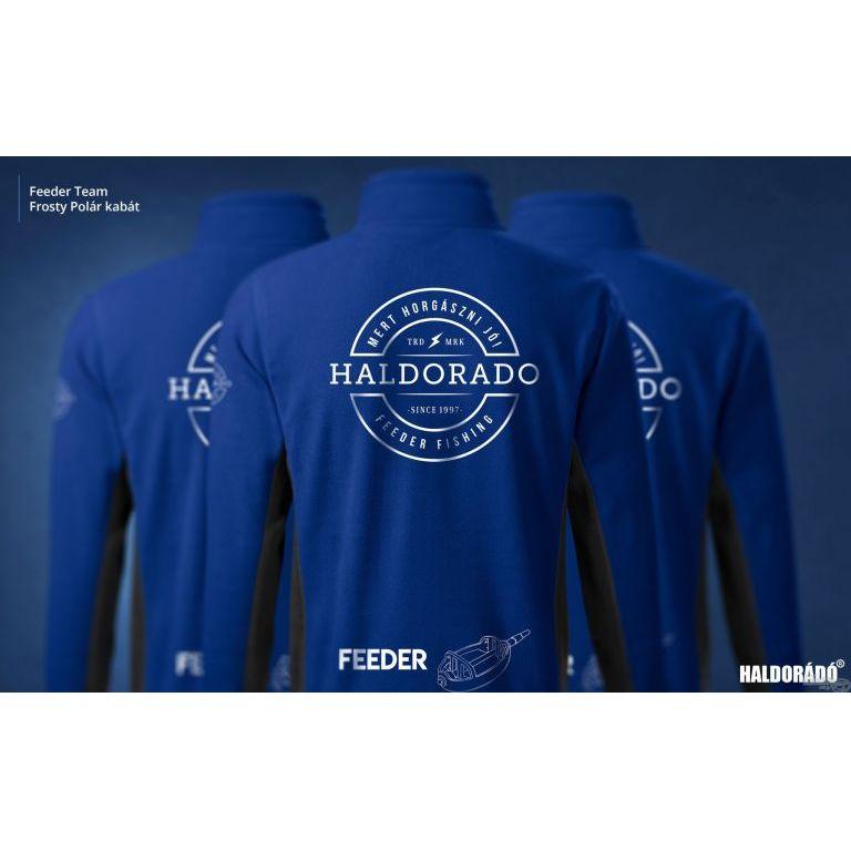 HALDORÁDÓ Feeder Team Frosty Polár kabát L