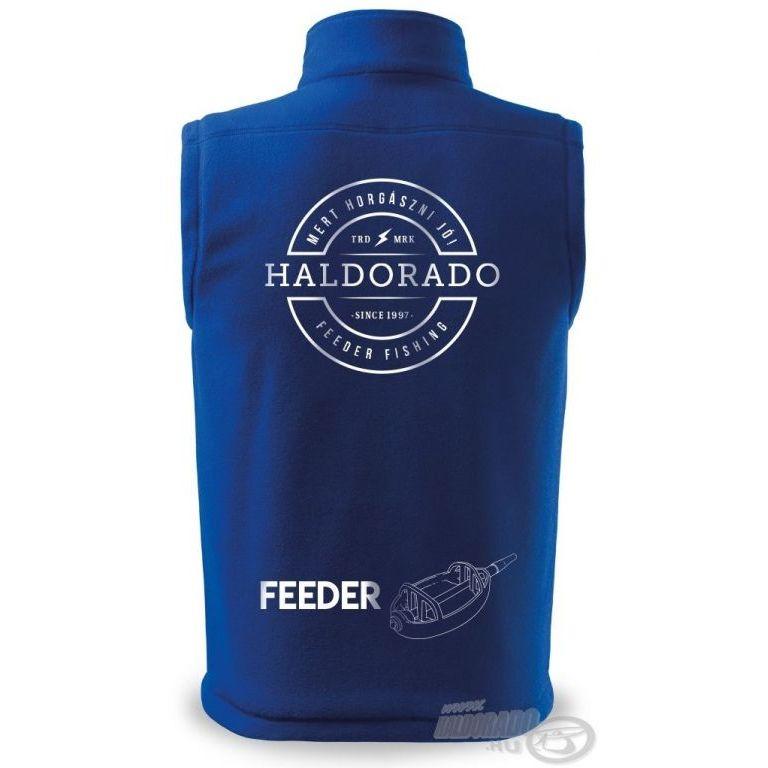 HALDORÁDÓ Feeder Team Next polár mellény S