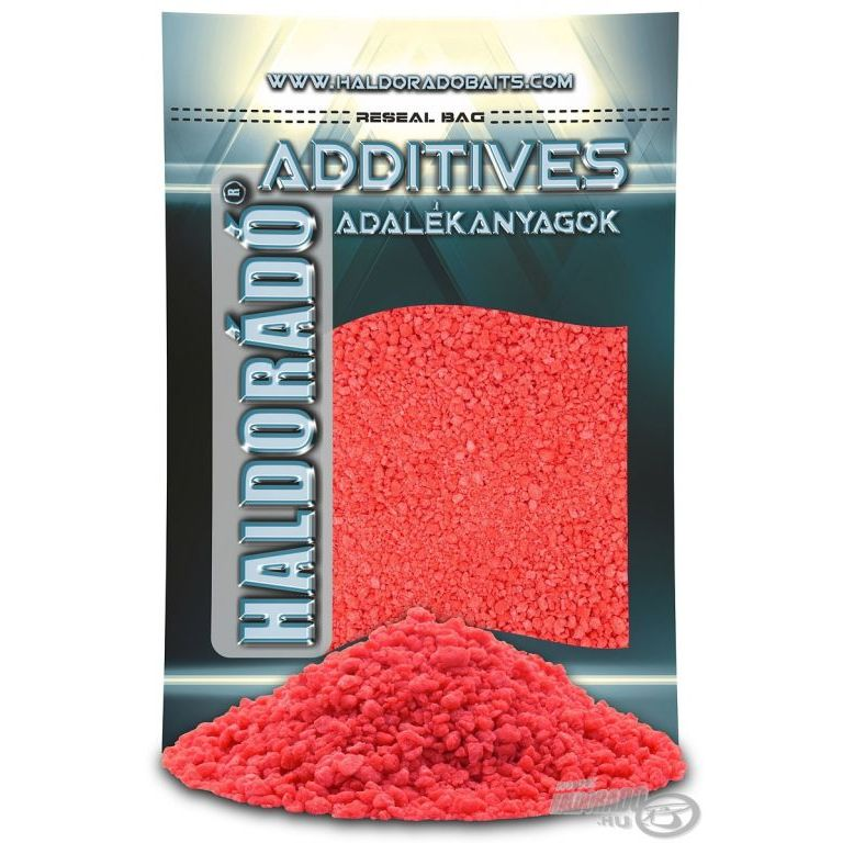 HALDORÁDÓ Fluo morzsa piros