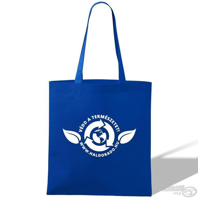 HALDORÁDÓ Környezetbarát bevásárlótáska nagy Haldorádó