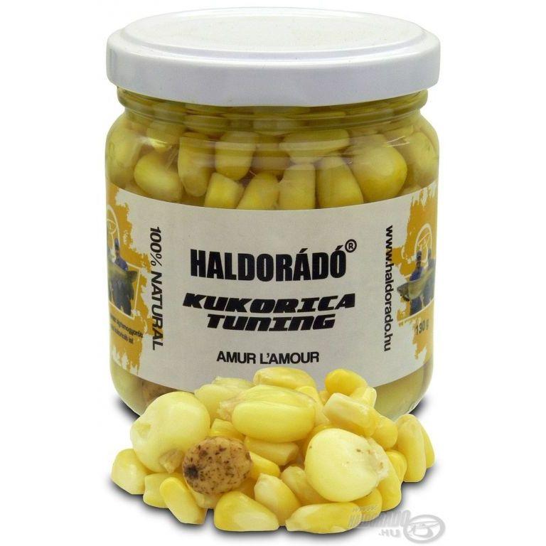 HALDORÁDÓ Kukorica tuning - Amur Lamour