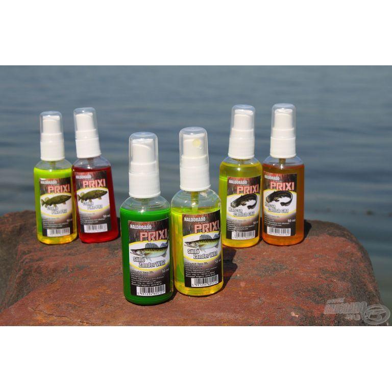 HALDORÁDÓ PRIXI ragadozó aroma spray - Süllő / Walleye WR2
