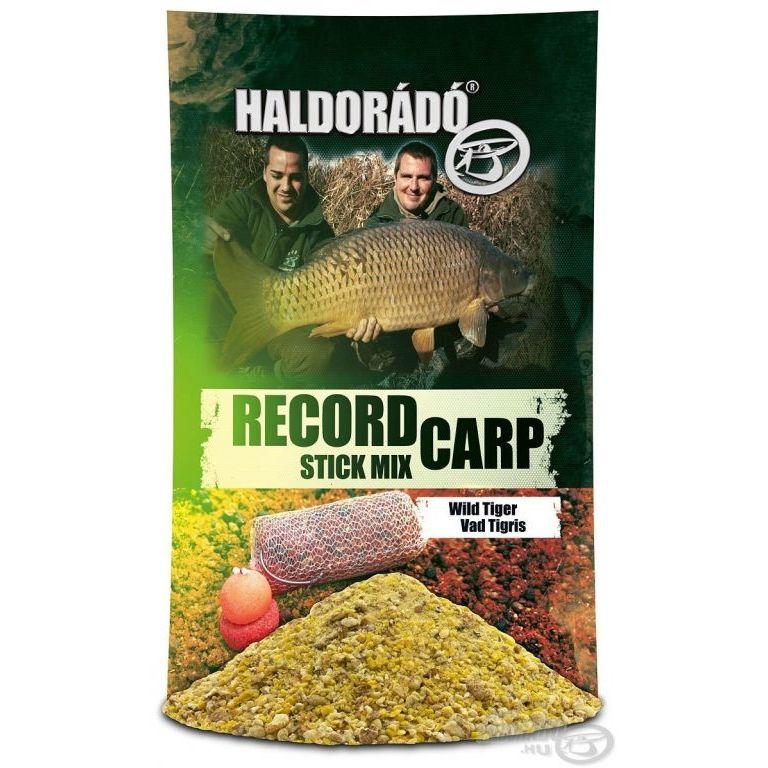 HALDORÁDÓ - Record Carp Stick Mix - Vad Tigris + Ajándék Nagyhal csali