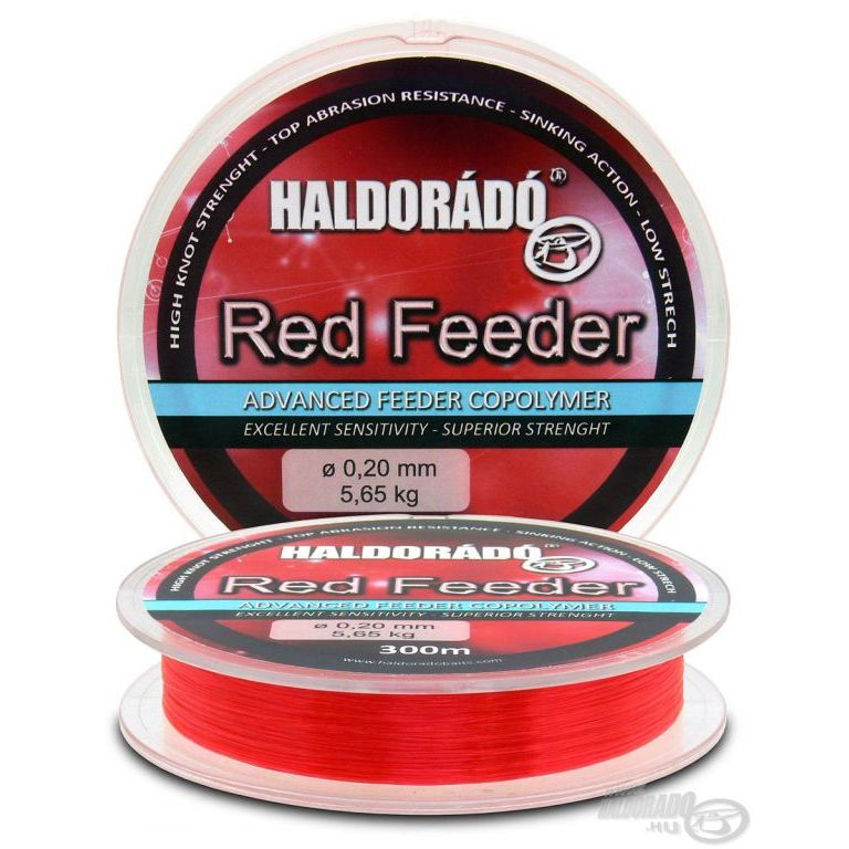 HALDORÁDÓ Red Feeder 0,18 mm