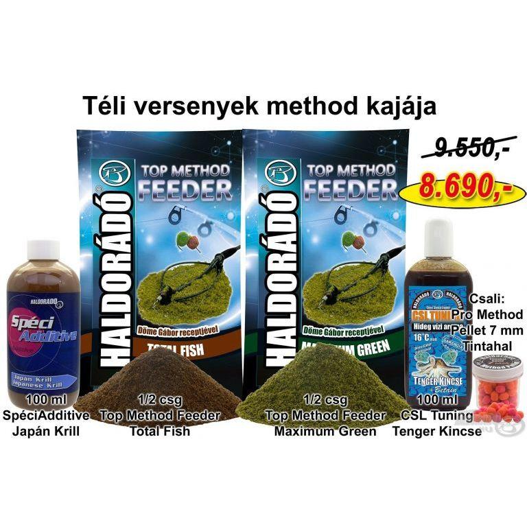 HALDORÁDÓ Téli recept 8 - Téli versenyek method kajája