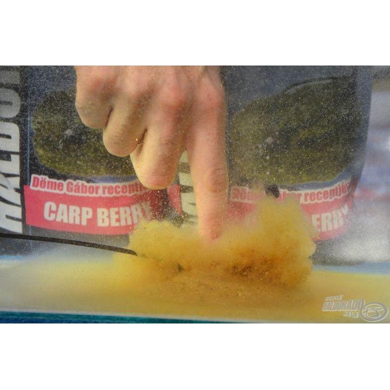 HALDORÁDÓ TOP Method Feeder - Carp Berry