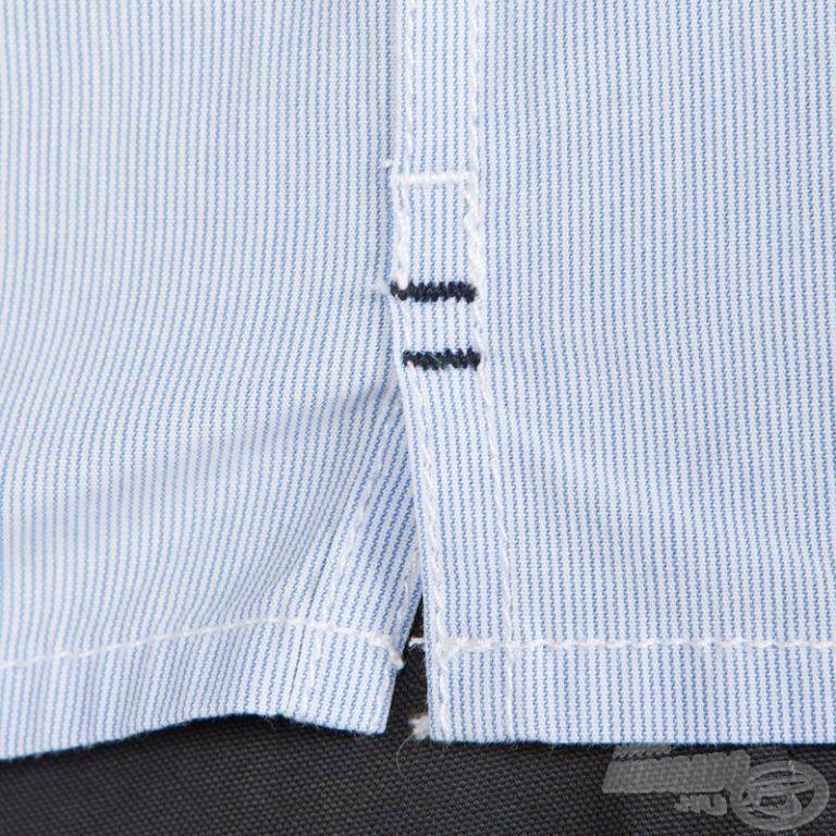 HALDORÁDÓ TRIBORD UPF 40+ UV szűrős ing világoskék XL